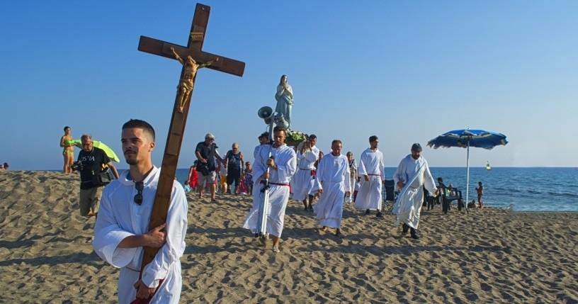 Processione della Stella Maris