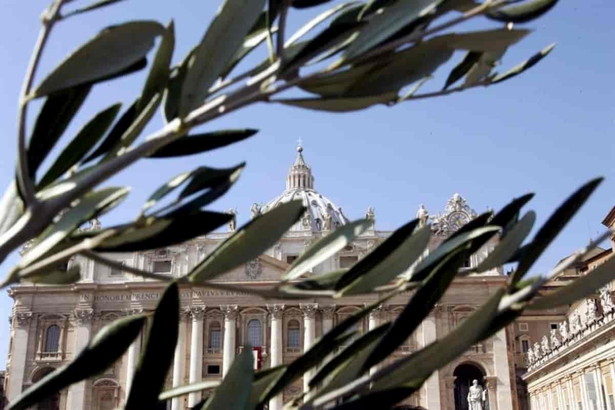 Santa Messa della Domenica delle palme (San Pietro)